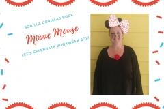 Minnie Mouse Bookweek