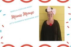 Minnie Mouse Bookweek