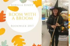 Room with a broom Bookweek