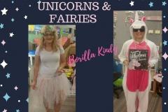 Unicorns & Fairies Bookweek